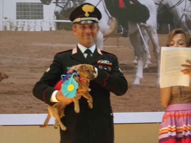 Premio Fedeltà del Cane, protagonisti gli Angeli del Soccorso del Morandi