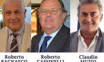 Cassinelli, Bagnasco e Muzio in visita a Marassi