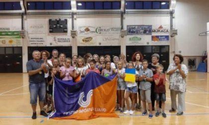 Csi Chiavari, una giornata di sport per i ragazzi ucraini