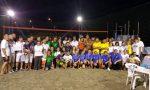 A Recco il torneo di beach volley Tutti contro Tutti