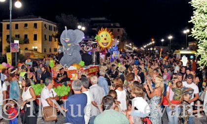 Carnevale d'Agosto a Chiavari, un successo
