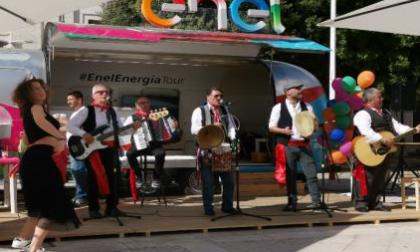 Enel Energia Tour si ferma a Rapallo