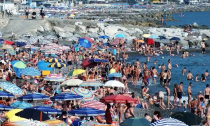 "A Lavagna si inaugura la ""Happy Beach"""