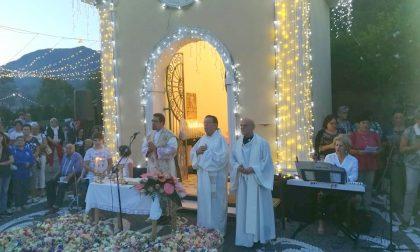 Oggi a Pezzonasca si conclude la festa della Madonna dei Fiori
