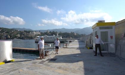 Santa Margherita Ligure, dopo la mareggiata riapre il porto