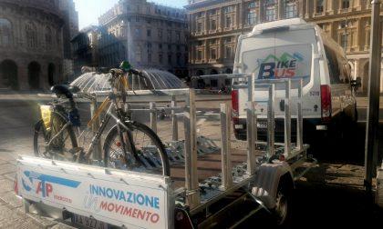 Bike Bus anche in val d'Aveto