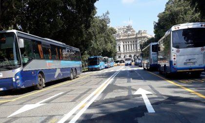 Autobus, oggi lunedì 16 settembre scatta l'orario invernale