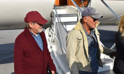 Steven Spielberg e Bruce Springsteen avvistati a Genova