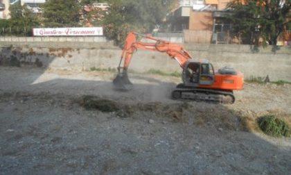Recco, conclusi i lavori di pulizia dei rivi