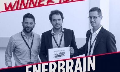 """Enerbrain vince la seconda edizione del contest di Illumia e Wylab """"You dream, we believe"""""""