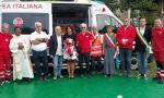 Inaugurata la nuova ambulanza della Croce Rossa di Riva Trigoso