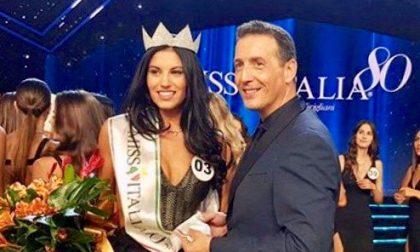 Miss Italia è ligure: Carolina Stramare è la più bella