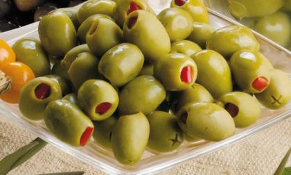 Solfiti nelle olive farcite della Coop