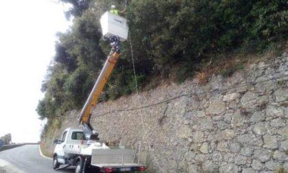 Santa – Portofino, si concludono i lavori sulla provinciale 227