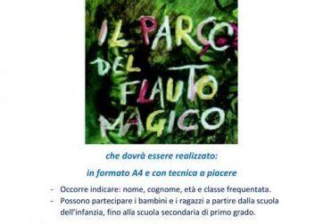 Il concorso Parco Flauto Magico