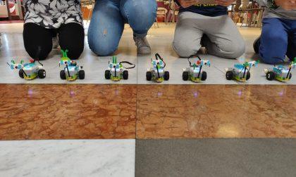 Robotica, ripartono i corsi per ragazzi a Wylab
