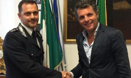 Fabio Lanata nuovo comandante della Municipale