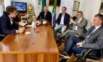 Stazione ferroviaria di Rapallo, incontro tra il sindaco Bagnasco e RFI
