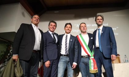 Pier Silvio Berlusconi cittadino onorario di Portofino