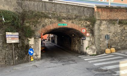 Chiusura sottopasso ferroviario di via Betti