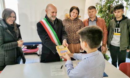 Lavagna, conferita la cittadinanza italiana ad un piccolo moldavo