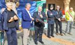 Protezione Civile, inaugurato il nuovo mezzo della Croce Azzurra Monegliese