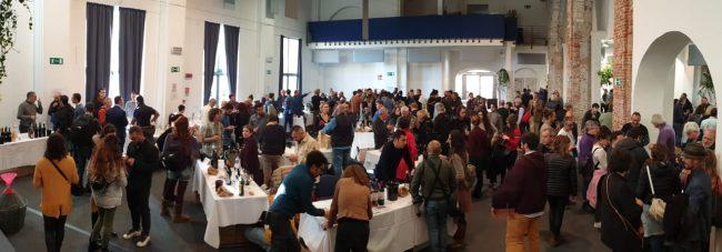 The Wine Revolution: grande affluenza per la prima giornata