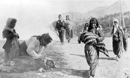 Chiavari, all'hotel Stella del Mare il genocidio armeno