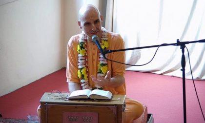 Monaco Hare Krishna pubblica libro sull'omicidio di Stefano Leo