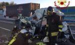 Incidente in A12, la vittima si chiama Giampaolo Careddu