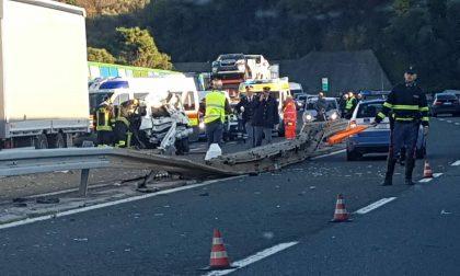 A12, altro incidente all'altezza di Deiva Marina