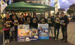 Boom di firme contro il Mes al banco della Lega Nord di Chiavari