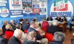 Chiavari, brindisi augurale di Forza Italia con Bagnasco e Muzio