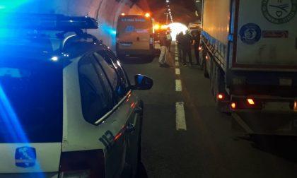Incidente in A12, lunghe code tra Sestri Levante e Lavagna