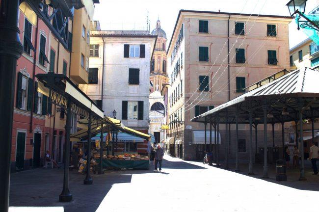 La proposta del PD di Rapallo per rilanciare il mercato di piazza Venezia