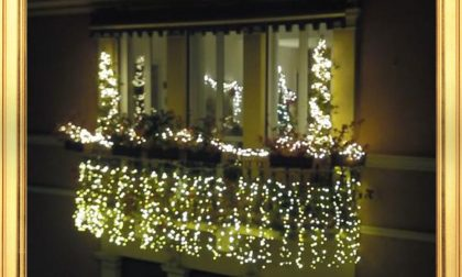 """""""Balconi di Natale"""" a Santa Margherita, ecco i premiati"""