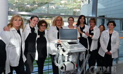 Il dono di Aiutateci ad Aiutare: un ecografo per l'ospedale