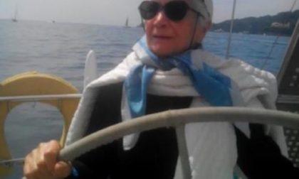 Rapallo piange Angela Besana