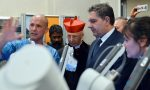 Gaslini, inaugurato il primo Centro di chirurgia robotica pediatrica in Italia
