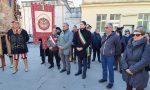 Muzio a Staglieno per ricordare le vittime delle foibe