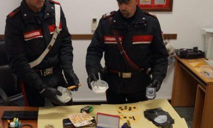 Cocaina, arrestato spacciatore