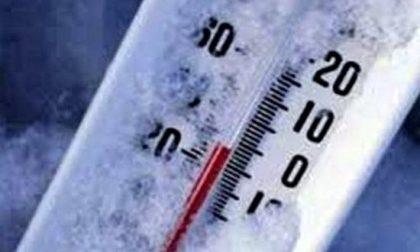 Riscaldamento acceso in 6 Comune del Levante
