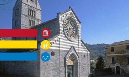 "Garibaldi (Lega):  ""Salviamo la storica Basilica dei Fieschi"""