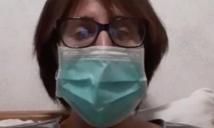 """L'appello di Dora, da oggi in isolamento: """"questo virus è pericoloso"""""""