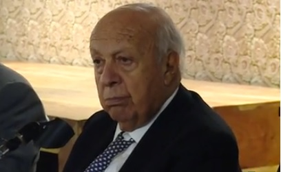 È morto il professor Lorenzo Acquarone, politica e mondo giuridico in lutto