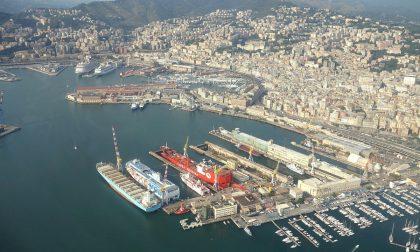 Blocco canale di Suez, il porto di Genova in pre-  allerta