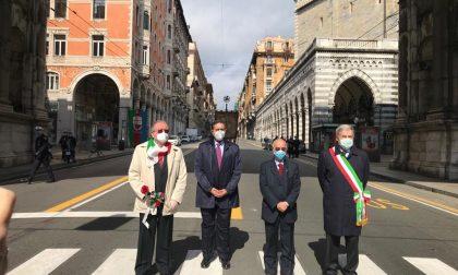 Festa della Liberazione, Toti: «È il 25 aprile della ripartenza»
