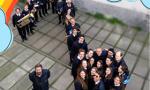 Bella Ciao, l'omaggio della Banda di Lavagna