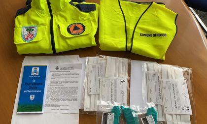 Recco: da mercoledì 29 aprile consegna dei kit di mascherine presso l'ufficio anagrafe