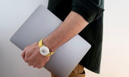L'Ilt crea un braccialetto che misura temperatura comporea e distanza di sicurezza
